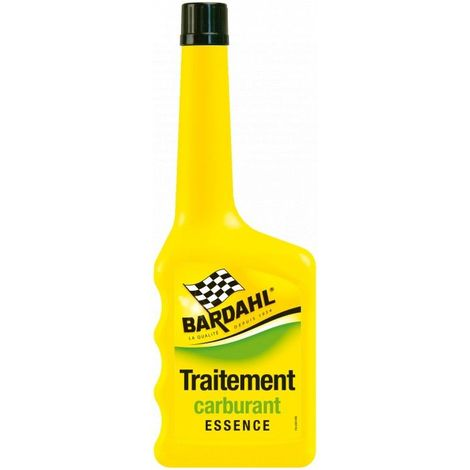 Traitement carburant essence BARDAHL 350ml (flacon) 24.64