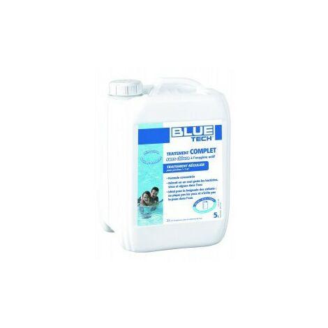 Traitement complet sans chlore à l'oxygène actif 5L