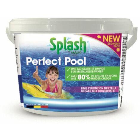 Traitement de l'eau Splash Perfect Pool 2,5kg