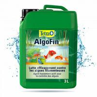 Traitement de l'eau Tetra Pond AlgoFin pour bassin Contenance 3 litres