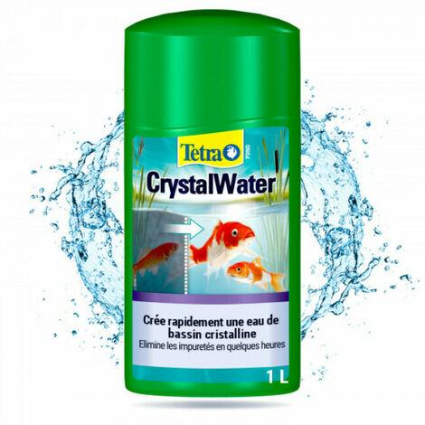 Traitement de l'eau Tetra Pond CrystalWater Contenance 1 litre