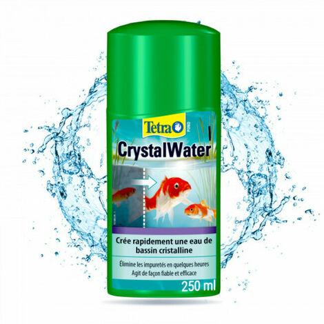 Traitement de l'eau Tetra Pond CrystalWater Contenance 250 ml
