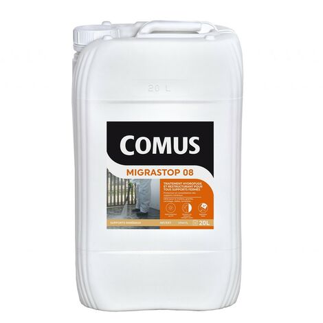 Traitement hydrofuge des joints de carrelages migrastop® 08 - Comus