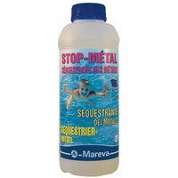 Traitement Stop Métal pour piscine