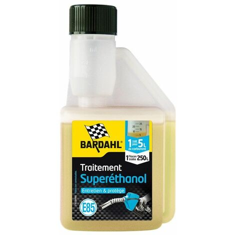 Traitement Super éthanol Bardahl 250mL 26.13