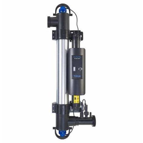 Traitement UV Pro Pool Plus Vulcan ELECRO - 55 W - Avec pompe doseuse - V-PP3-55-EU