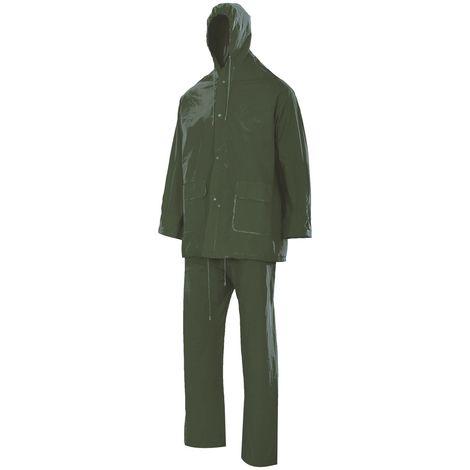 Traje de lluvia dos piezas con capucha externa Serie 19000