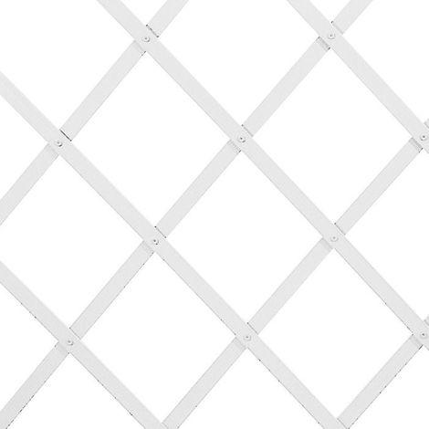 Traliccio Estensibile In Legno Naturale 100x200 Verdelook