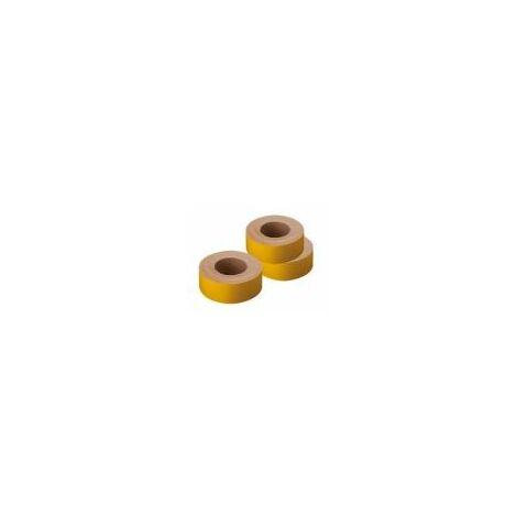 TRAMIFIX® JAUNE, ruban adhésif étanche pr pare-vapeur rouleau 40m TRAMICO - 2990190000.