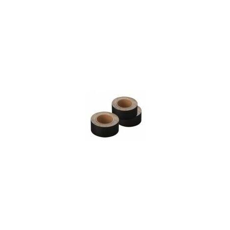 TRAMIFIX® NOIR, ruban adhésif étanche pr toiture/pare-pluie, rouleau 25m TRAMICO - 2990210000.