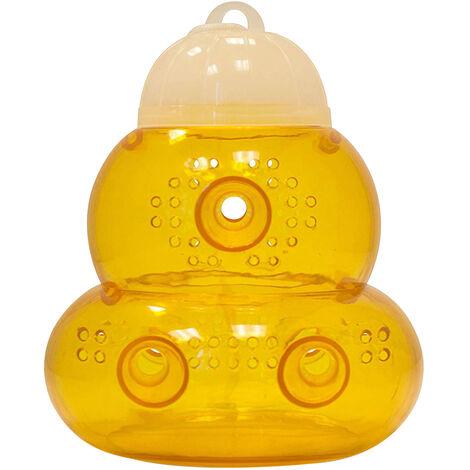 Trampa para avispas, para abejas avispas, herramienta portatil para apicultor de abejas silvestres