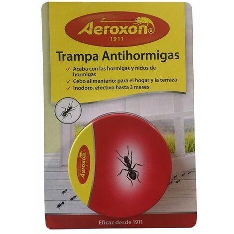 Trampa para Hormigas Cebo en Pasta AntiHormigas AEROXON - 8 gr