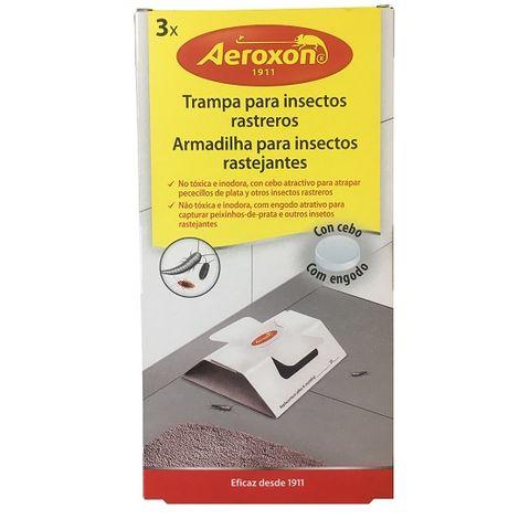 Trampa para Insectos Rastreros con Gel Atrayente Interior Aeroxon