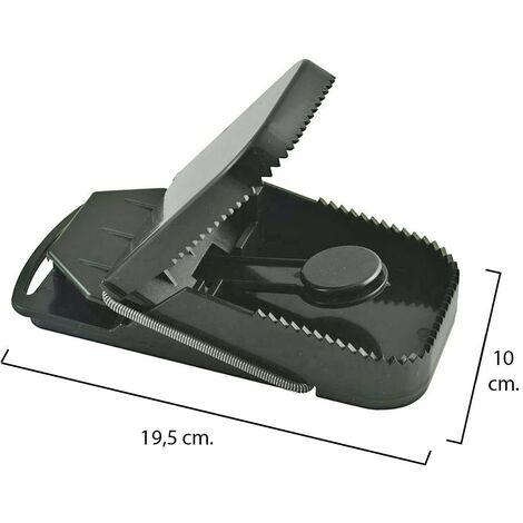 Trampa Ratas Plastico 19.5 X 10 Cm.