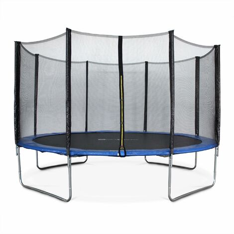 Trampolin Ø400cm - Mercure mit Schutznetz
