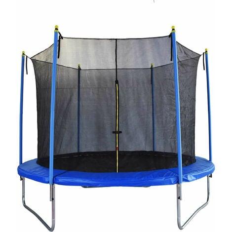 Trampolin Outdoor Toys FLY Durchmesser 305 cm Mit Sicherheitsnetz