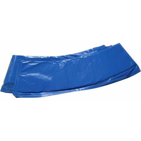 Trampolin Randabdeckung 400 cm Feder Abdeckung blau 13FT PVC