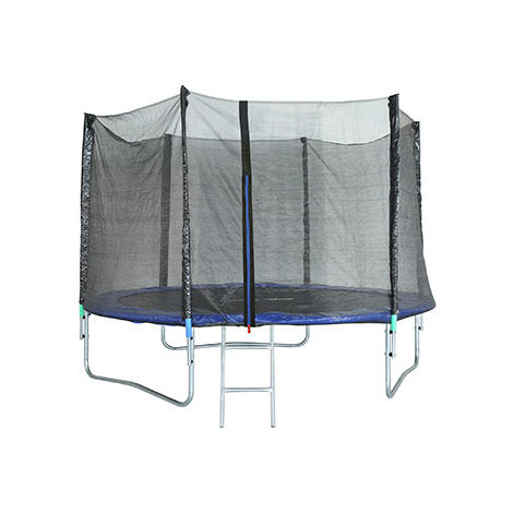 Trampoline 3,05m de diamètre avec filet de protection