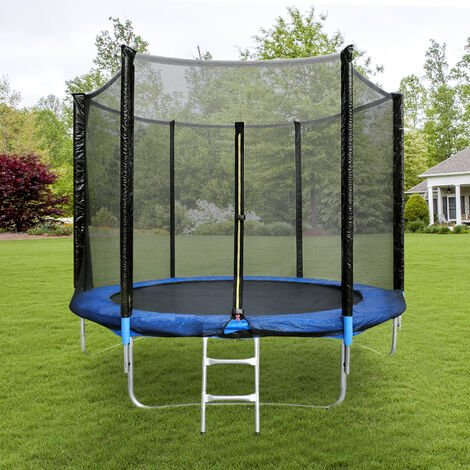 Trampoline avec filet de protection jouet enfant sport à domicile