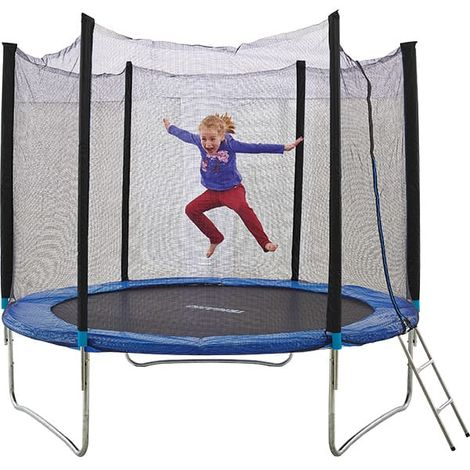 Photo de klarfit-rocketboy-xxl-trampoline-305cm-filet-de-securite