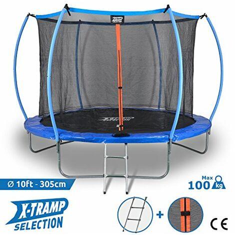 Trampoline d'extérieur X-TRAMP SELECTION - 305cm