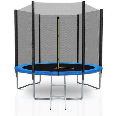 ULTRAPOWER SPORTS Tapis de Saut Trampoline 8FT 10FT 12FT Convient /à 244cm 305cm 366cm Trampoline