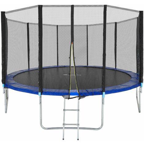 "main image of ""Trampoline Garfunky - 12ft trampoline, kids trampoline, garden trampoline"""