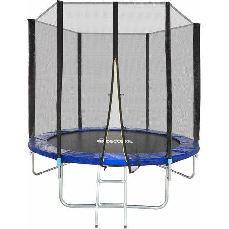 Trampoline Garfunky - kids trampoline, garden trampoline, trampoline with enclosure - 396 cm