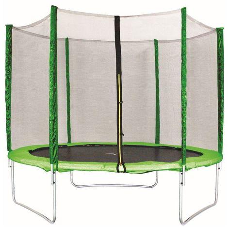 Trampoline jumpy vert 244cm