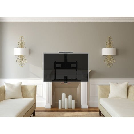 Tranquil Mount - TMO800A : Pull down TV wall mount : TVs 70 inches to 100 inches