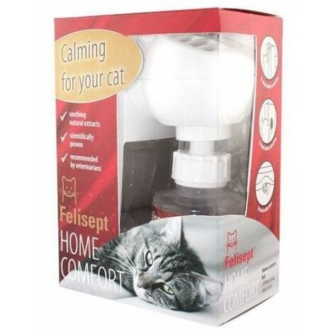 Tranquilizante para gatos FELISEPT HOME CONTROL SPRAY SET CON DIFUSOR