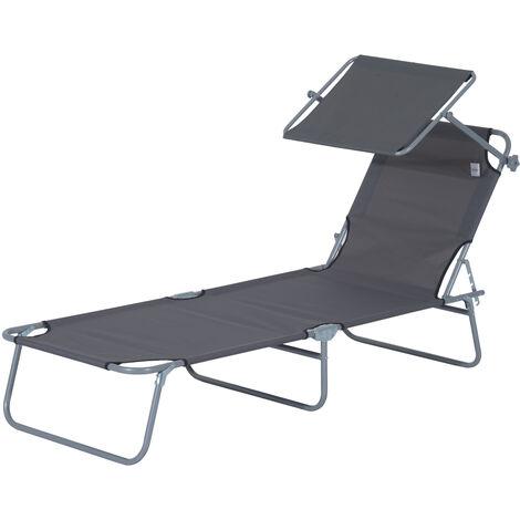 Transat, bain de soleil, chaise longue | Soldes jusqu\'au 4 ...