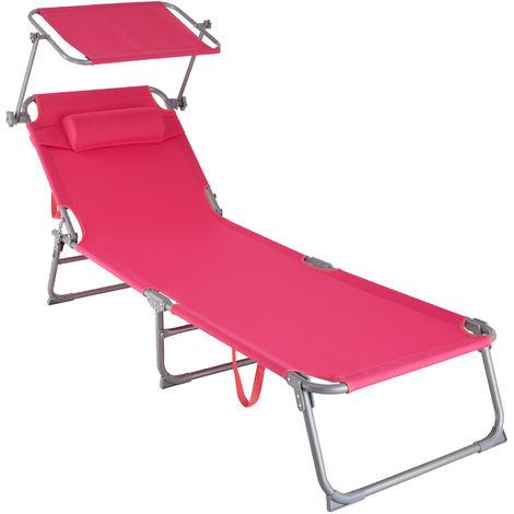 Transat CHLOE - chaise longue, bain de soleil, transat jardin