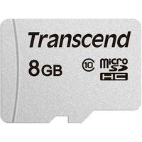 Transcend Premium 300S Carte microSDHC 8 Go Class 10