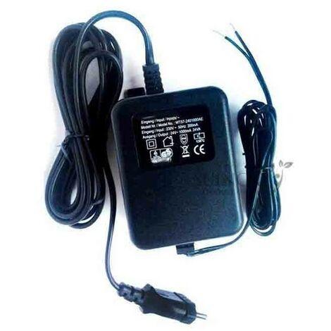Transformador 110V - 24V AC 1,5 Amperios