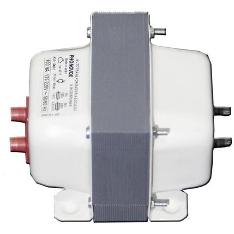 Transformador 125V Autotransformador Reversible 100Va (70W) 125-220 V - NEOFERR
