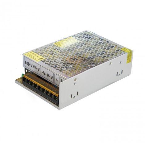 Transformador 12V 8.3 Amperios hasta 100W