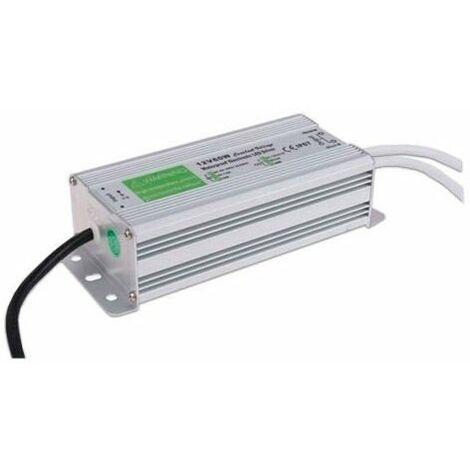 Transformador 12V IP67 80W