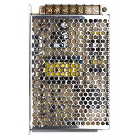 Transformador Cinta Led 24v 150w Metal4.2x19.8x9.8