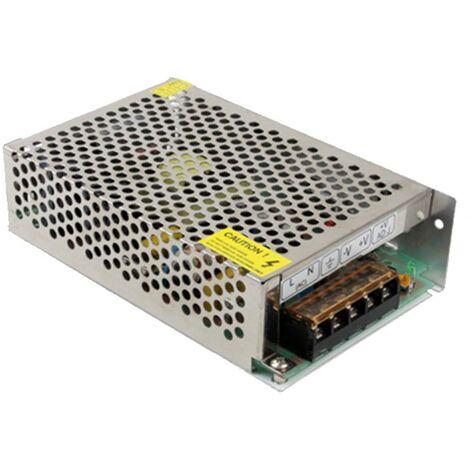 Transformador de metal 12V 5A sin cable