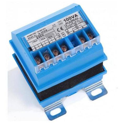 Transformador de seguridad homologado 12V AC corriente alterna