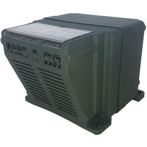 Transformador eléctrico 230-12V para cuadro en piscina 300w para foco halógeno.
