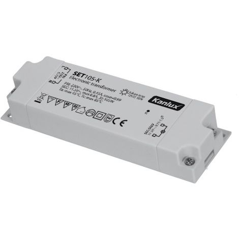 Transformador electrónico 105W / 12v