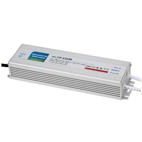 Transformador Estanco 150w 12v Ip67 23,3x6,3x4