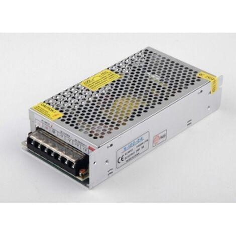 Transformador-Fuente de Alimentacion/Alimentador AC a DC de 220 a 24V 5 Amperios- 120W