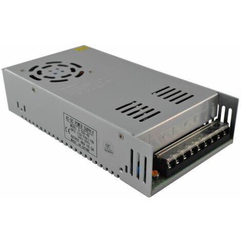 Transformador-Fuente de Alimentacion/Alimentador AC a DC de 220 a 48v 10,5 Amperios- 500W