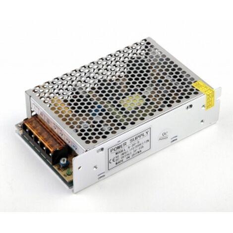 Transformador-Fuente de Alimentacion/Alimentador AC a DC de 220 a 5V 10 Amperios- 50W