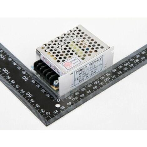 Transformador-Fuente de Alimentacion/Alimentador AC a DC de 220 a 5V 5 Amperios- 25W