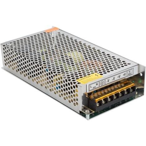 Transformador LED 12VDC 200W/17A IP25 (KD-TRIP25200W17A)
