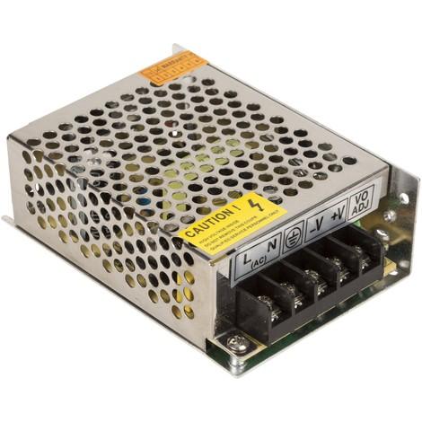 Transformador LED 12VDC 36W/3A IP25 (KD-TRIP2536W3A)